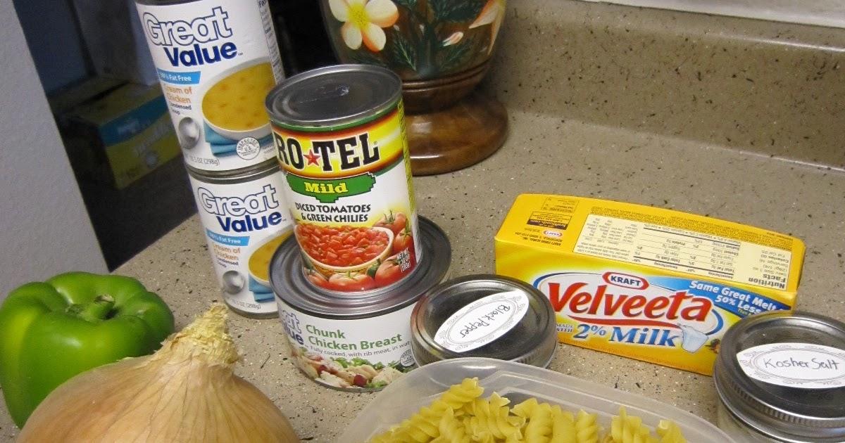 Recipe Review: Crockpot Cheesy Chicken Spaghetti