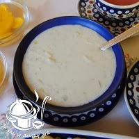 sos porowy na bazie mascarpone