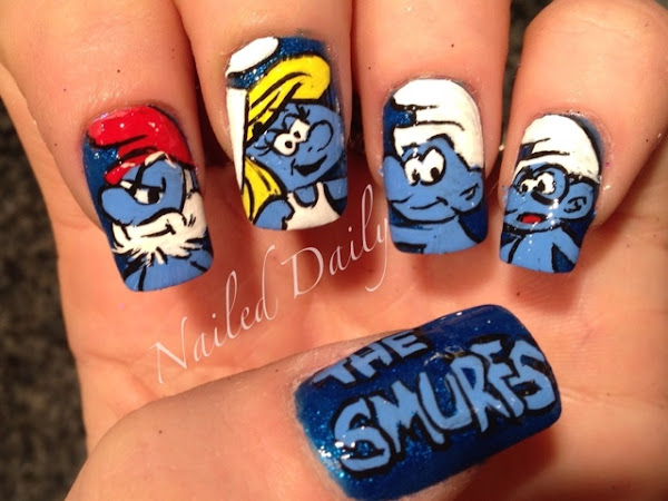 Day 253 - The Smurfs