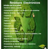 CAMPAÑA DE RECICLAJE / RECOLECCIÓN DE RESIDUOS ELECTRÓNICOS