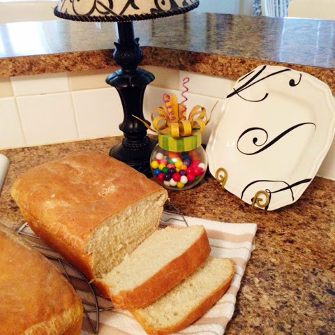 very easy homemade bread recipe