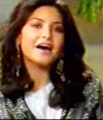 Pakistani Singer Nazia Hassan Wallpapers