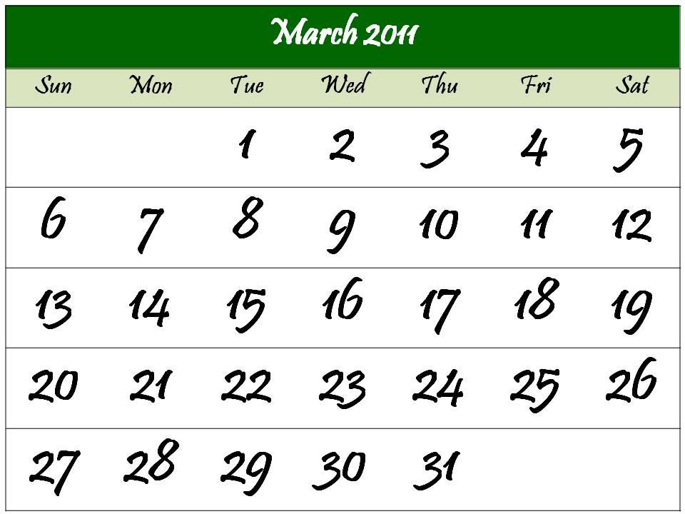 march 2011 calendar printable. 2011+march+calendar+
