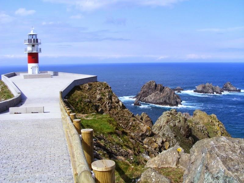 Numancia de Ares. Faro de Cabo Ortegal (Cariño)