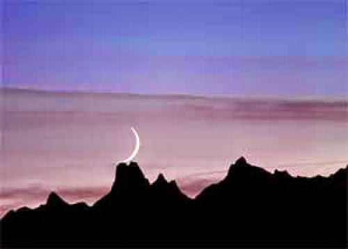 New Moon Today Ushers Ideas To Actions