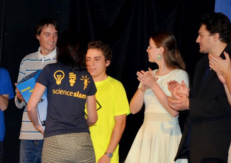 Najviac sa obecenstvu páčil Lukáš Mikulů. Foto: Annamária Ondrejková