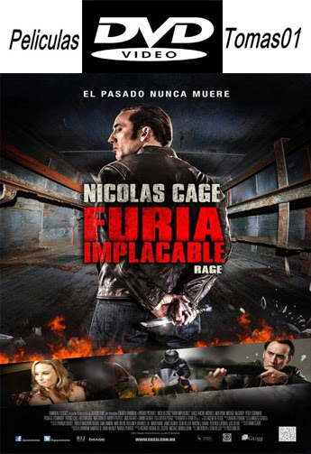 Furia Implacable (Tokarev) (2014) DVDRip