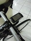 Garmin Edge Out Front - Rider View