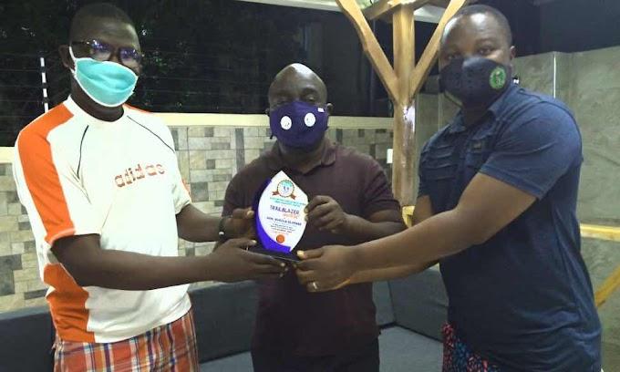 CEO Nilayo Sport, Hon Bukola Olopade Bags Trailblazer Award