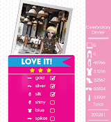 Teen Vogue Me Girl Level 21 - Celebratory Dinner - Ally - Love It! Three Stars