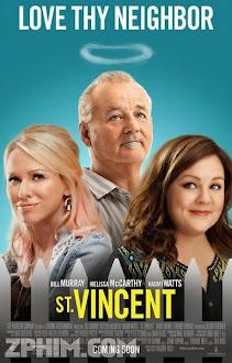 Người Bạn Bất Đắc Dĩ - St. Vincent (2014) Poster