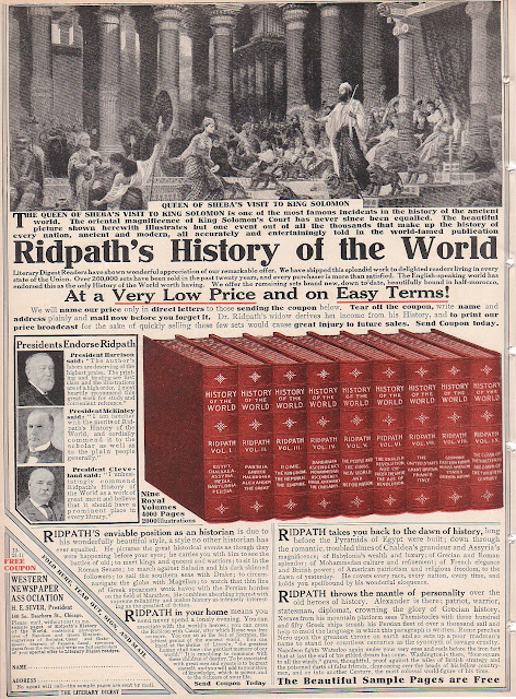 Ridpath's History of the World - 1911