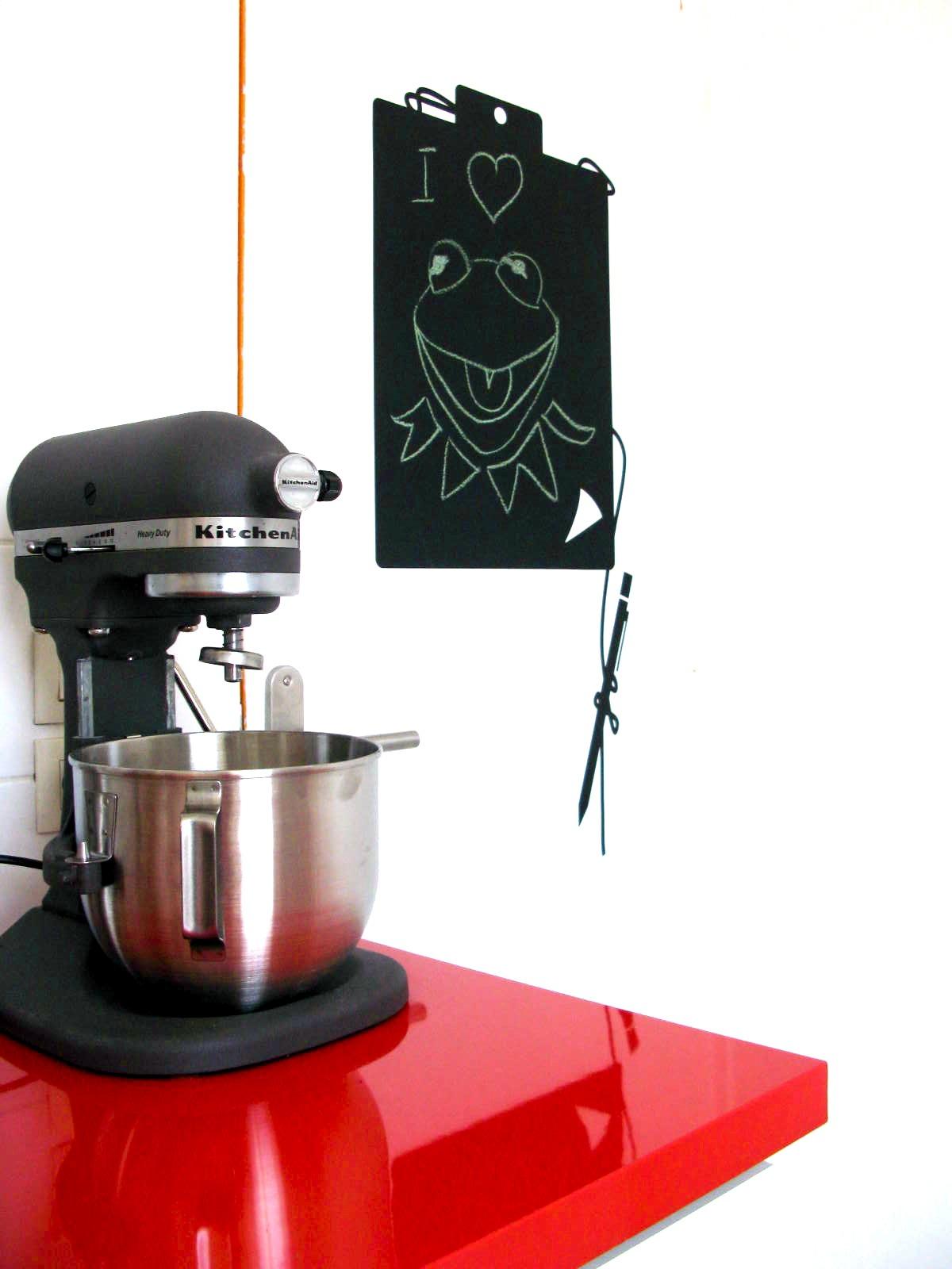 madame bidule le blog d co design abordable pour petits et grands un sticker ardoise bloc. Black Bedroom Furniture Sets. Home Design Ideas