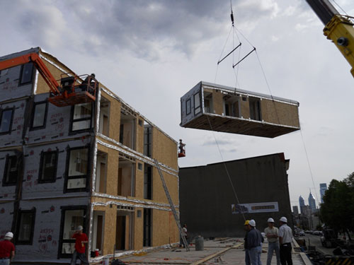 Modular Home Builder The Rebirth Of The Modular Home Factory