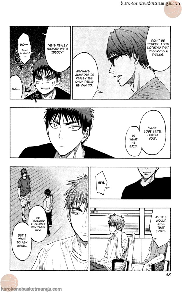 Kuroko no Basket Manga Chapter 63 - Image 2