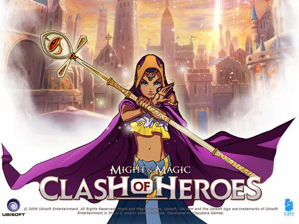 Might & Magic: Clash of Heroes lên Google Play 1
