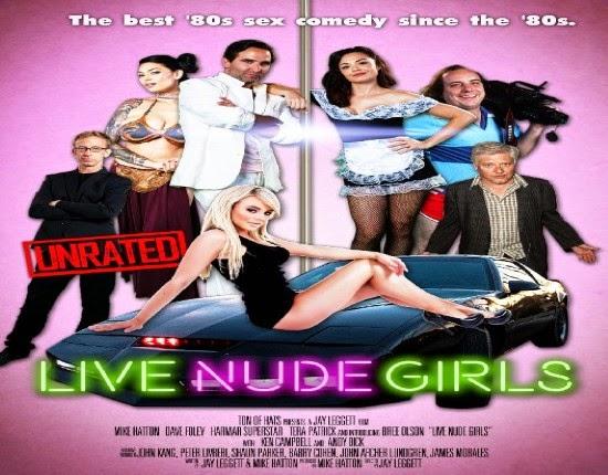 مشاهدة فيلم Live Nude Girls 2014 مترجم