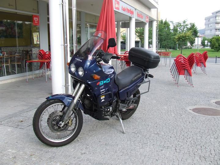 Indo nós, indo nós... até Mangualde! - 20.08.2011 DSCF2192