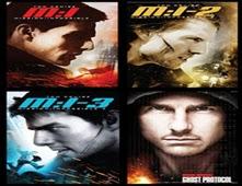 سلسلة افلام الاكشن Mission Impossible