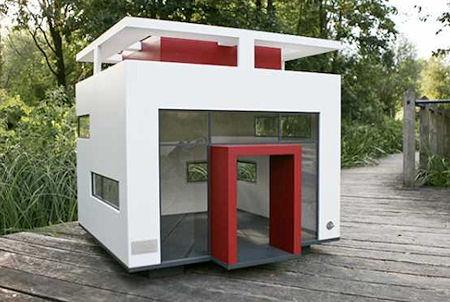 The Presurfer Modern Dog House