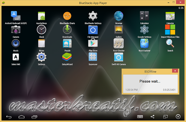bluestacks hd app player rooted