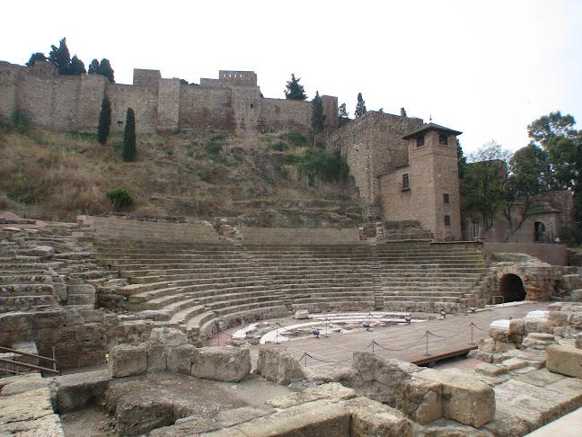 Roman Amphitheater (Alcazaba Teatro Romano), Málaga