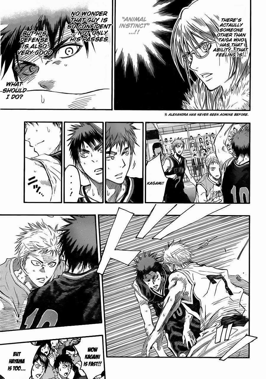 Kuroko no Basket Manga Chapter 236 - Image 05