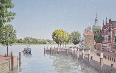 Groothoofd Dordrecht http://www.watercolours.nl/