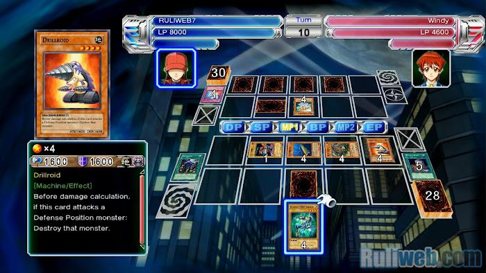 Thử nghiệm Yugi Oh 5DS phiên bản PS 3 - Ảnh 12