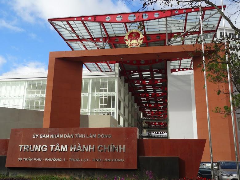 Trung Tâm Hành Chính Đà Lạt - Dalat News