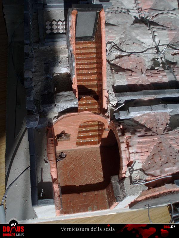 Domus project costruzione 49 chiusura del vano scala for Chiusura vano scala interno