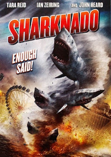 Sharknado – BDRip AVI Dual Áudio + RMVB Dublado
