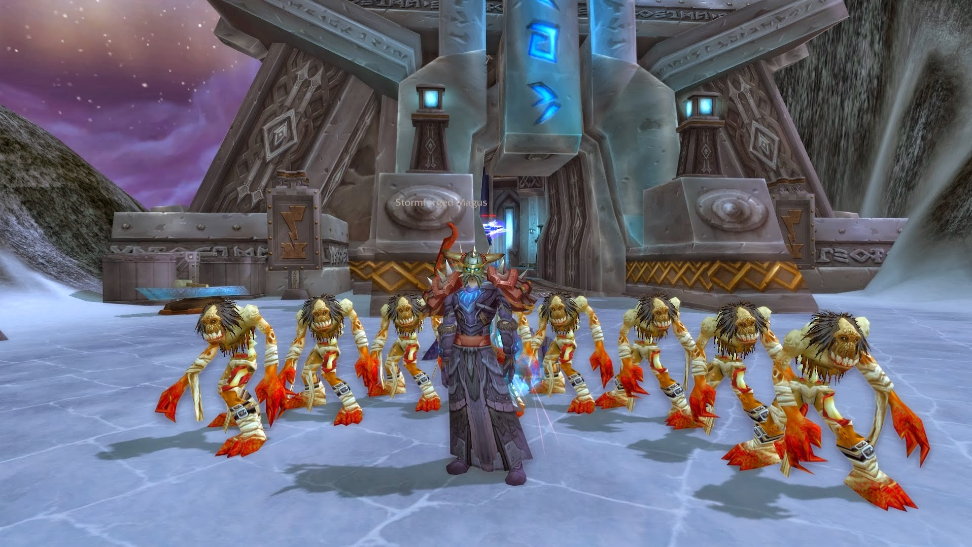 World of Warcraft Army of the Dead
