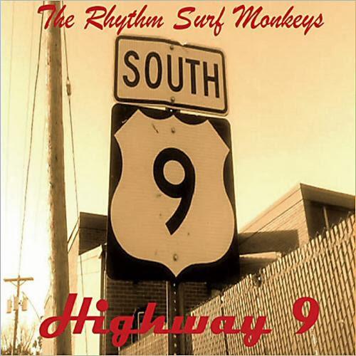 The Rhythm Surf Monkeys - Highway 9 (2013)