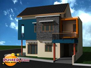 Model rumah minimalis tampak depan - pusber.com