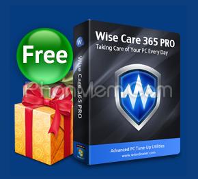 Wise Care 365 - Tập hợp các ứng dụng bảo mật tối ưu máy tính
