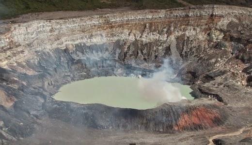 Parque Nacional Vulcão Poás Gosto