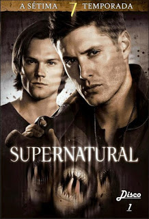 Baixar Sobrenatural 7ª Temporada Dublado