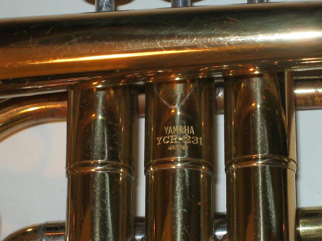 yamaha serial number lookup trumpet