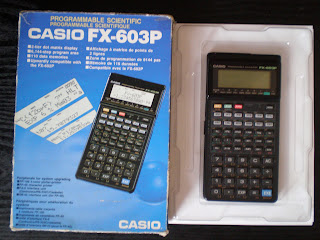 casio fx 603p for sale google groups