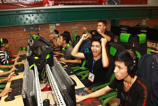 VEC 2013 kết thúc vòng chung kết miền Bắc 8