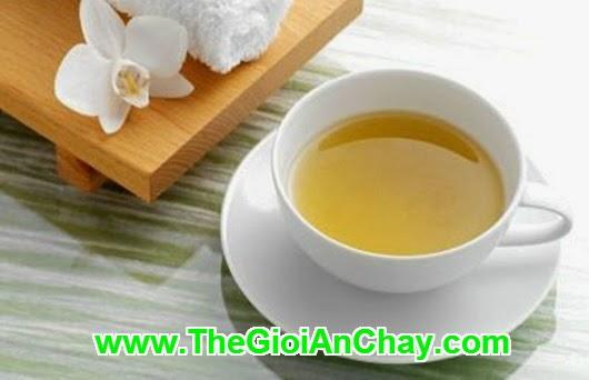 Tác dụng của trà Bancha lâu năm