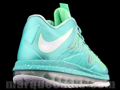 nike lebron 10 low gr green white 1 03 $165... this is how much it takes to own a pair of LeBron X Lows