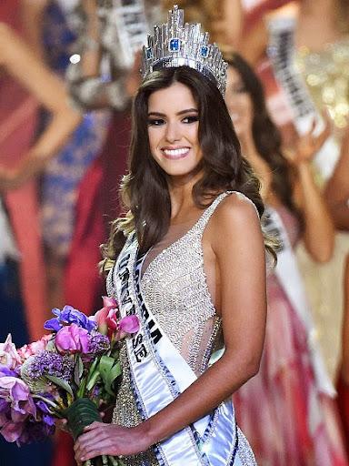 Miss Colombia Paulina Vega Wins Miss Universe
