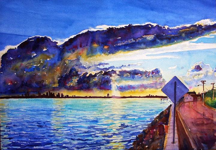 Deer Island. Artist of the Month: Paul McMahan