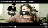 video letra: Corre Jesse Joy musica  de amor cancion romantica