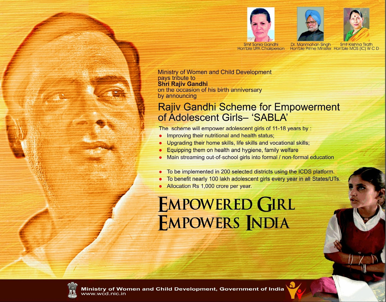 Government Healthcare Schemes for Women and Children: Know them to avail them % - % The Voice Of Woman