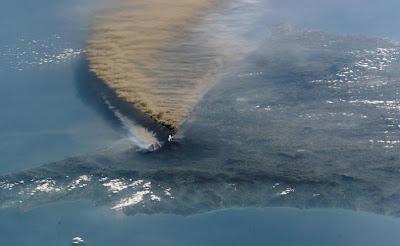 Mt. Etna Volcano - Sicily, Italy (Oct. 2002)