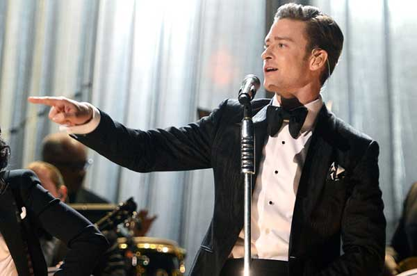Justin Timberlake sexy