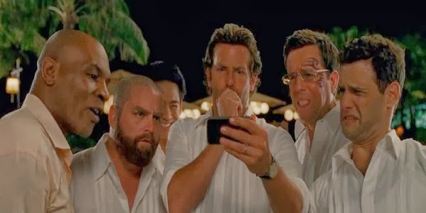 Screen Shot Of Hollywood Movie The Hangover Part II (2011) In Hindi English Full Movie Free Download And Watch Online at Alldownloads4u.Com